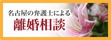 名古屋の弁護士による離婚相談
